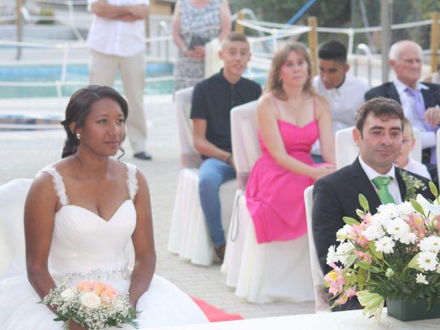 La boda de Fernando y Glennys en Horche, Guadalajara 9