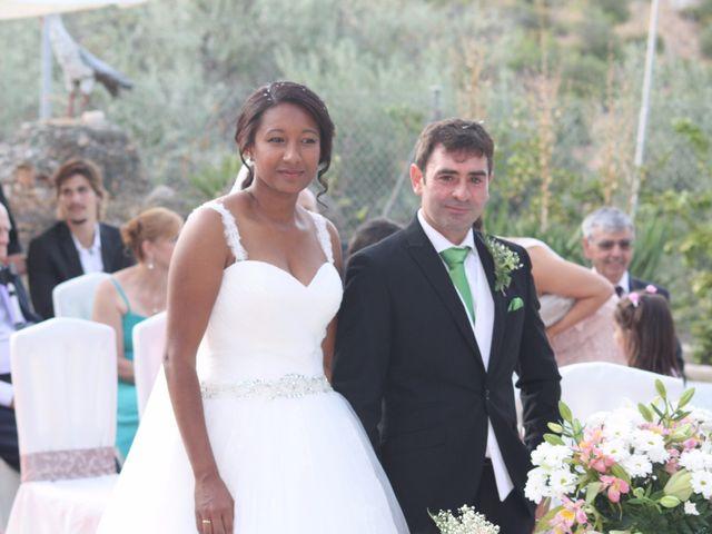 La boda de Fernando y Glennys en Horche, Guadalajara 10