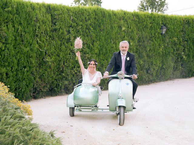 La boda de Dani y Ester en La Pobla De Farnals, Valencia 15