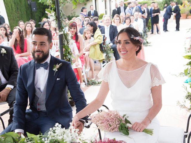 La boda de Dani y Ester en La Pobla De Farnals, Valencia 16