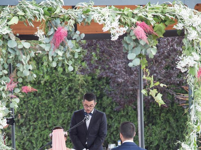 La boda de Dani y Ester en La Pobla De Farnals, Valencia 17