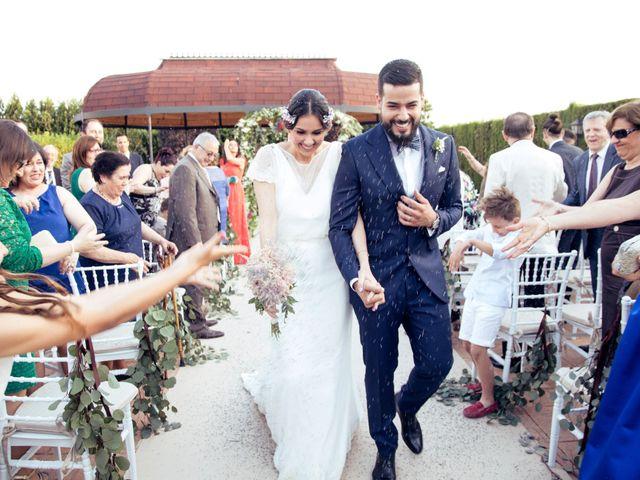 La boda de Dani y Ester en La Pobla De Farnals, Valencia 20