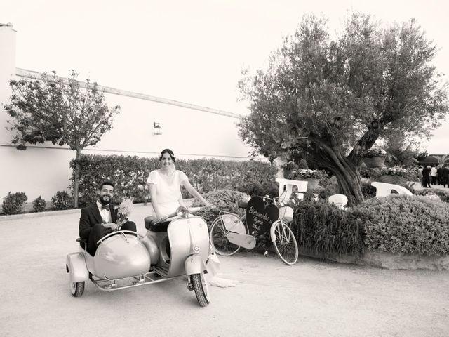 La boda de Dani y Ester en La Pobla De Farnals, Valencia 22