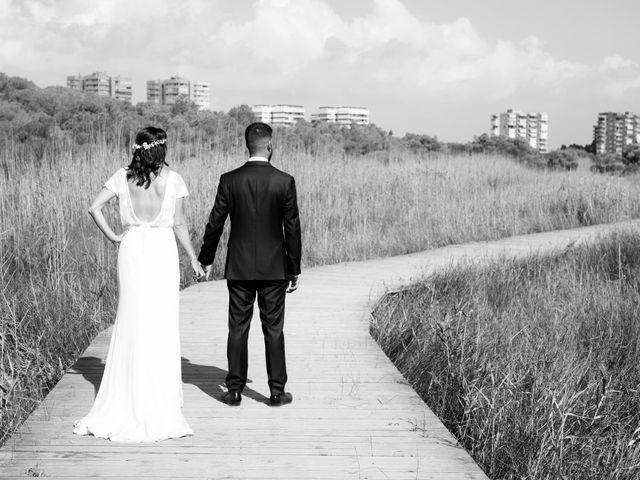 La boda de Dani y Ester en La Pobla De Farnals, Valencia 29