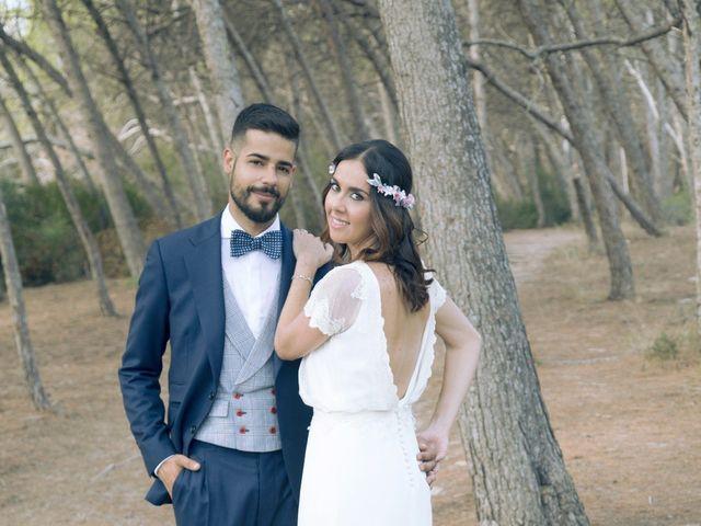 La boda de Dani y Ester en La Pobla De Farnals, Valencia 30
