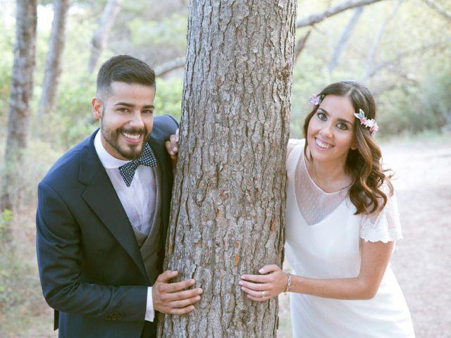 La boda de Dani y Ester en La Pobla De Farnals, Valencia 31