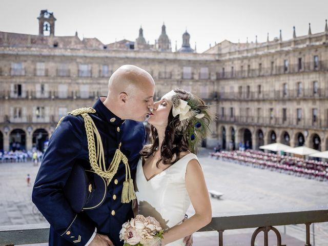 La boda de Jesús y Elena en Salamanca, Salamanca 7