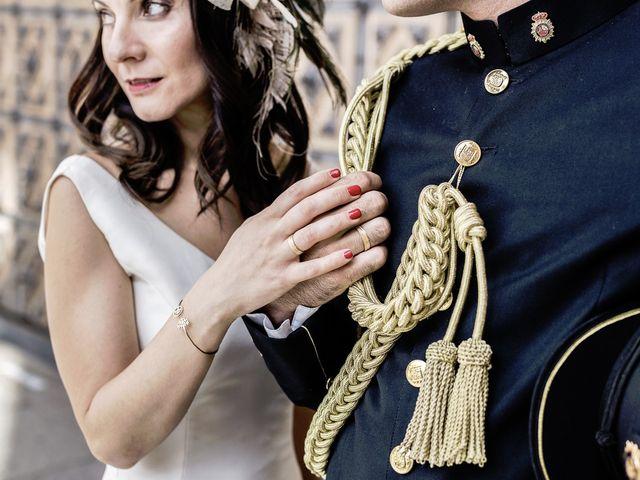 La boda de Jesús y Elena en Salamanca, Salamanca 10