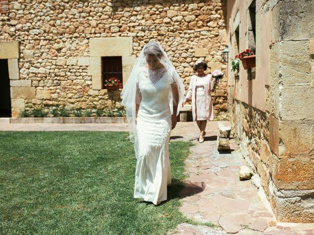 La boda de Álvaro y Viktorija en Olmos De Ojeda, Palencia 21