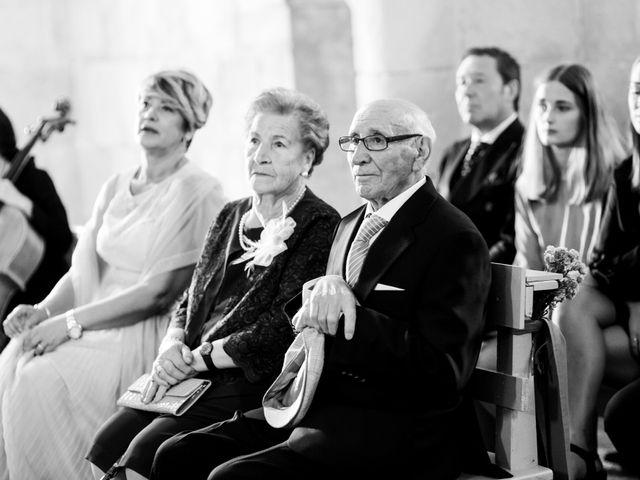 La boda de Álvaro y Viktorija en Olmos De Ojeda, Palencia 22