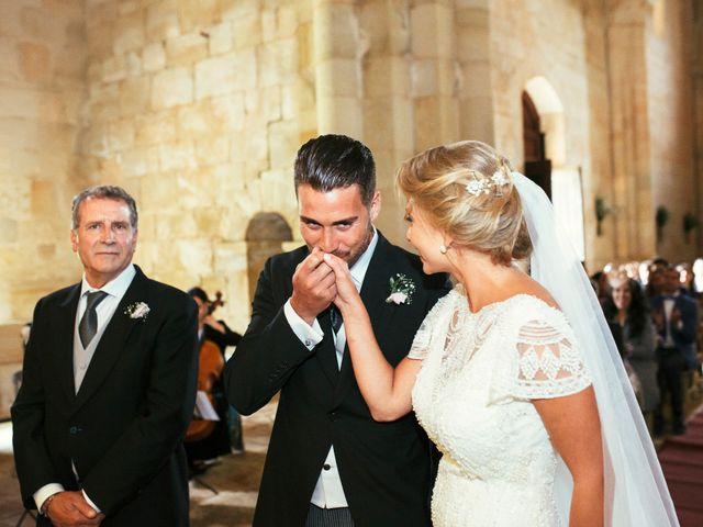 La boda de Álvaro y Viktorija en Olmos De Ojeda, Palencia 24