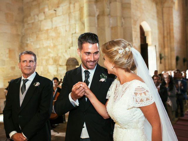 La boda de Álvaro y Viktorija en Olmos De Ojeda, Palencia 25