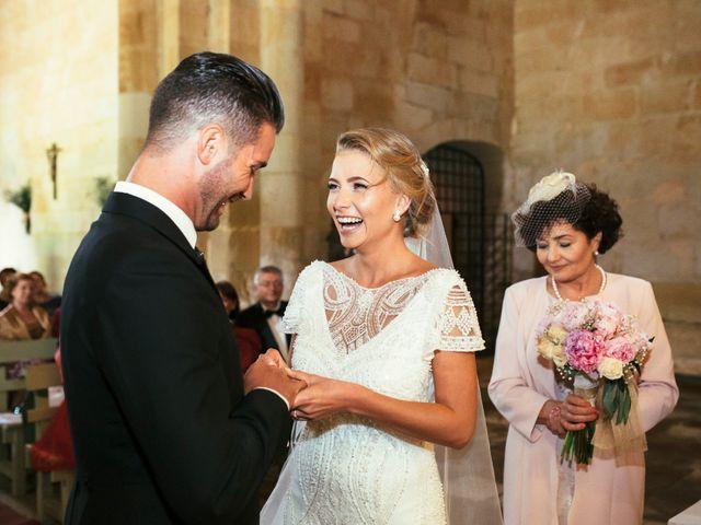 La boda de Álvaro y Viktorija en Olmos De Ojeda, Palencia 28