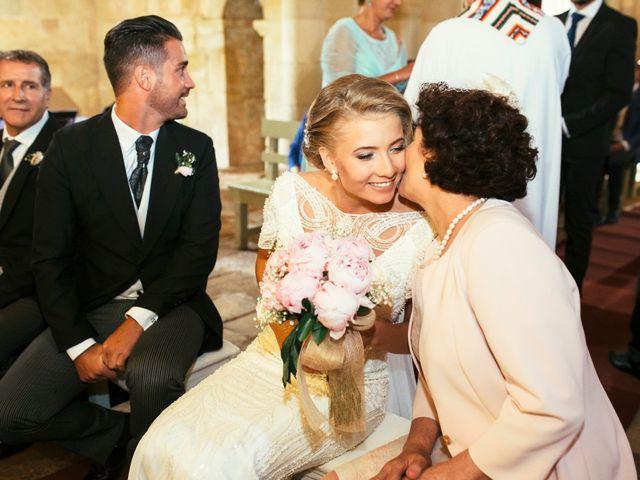 La boda de Álvaro y Viktorija en Olmos De Ojeda, Palencia 30