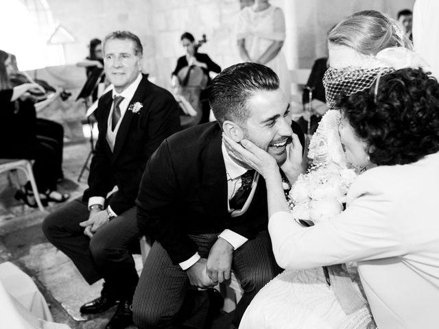 La boda de Álvaro y Viktorija en Olmos De Ojeda, Palencia 31