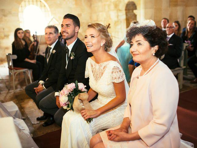 La boda de Álvaro y Viktorija en Olmos De Ojeda, Palencia 32
