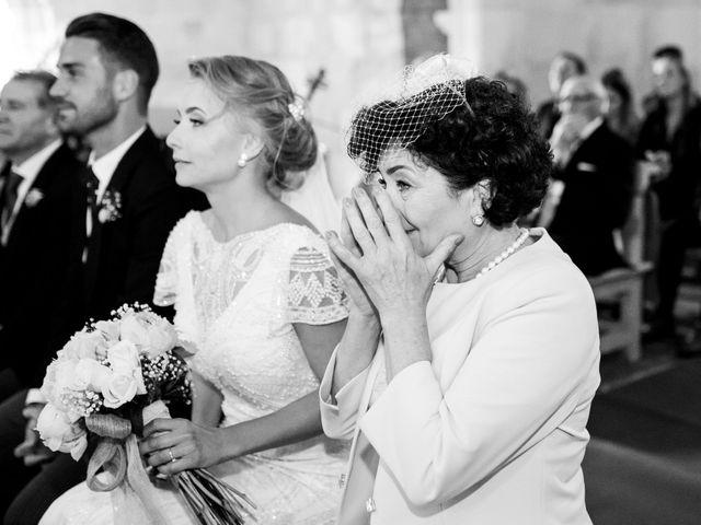 La boda de Álvaro y Viktorija en Olmos De Ojeda, Palencia 33