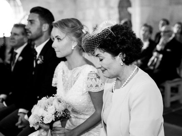 La boda de Álvaro y Viktorija en Olmos De Ojeda, Palencia 34