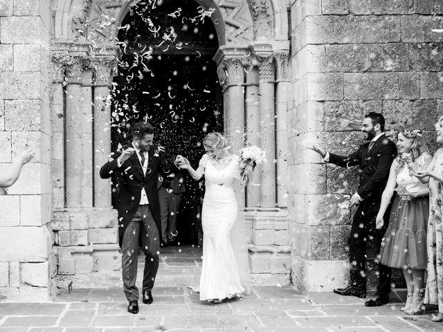 La boda de Álvaro y Viktorija en Olmos De Ojeda, Palencia 35