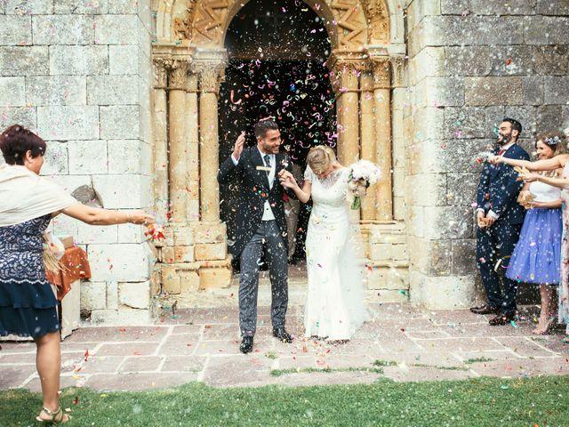 La boda de Álvaro y Viktorija en Olmos De Ojeda, Palencia 36