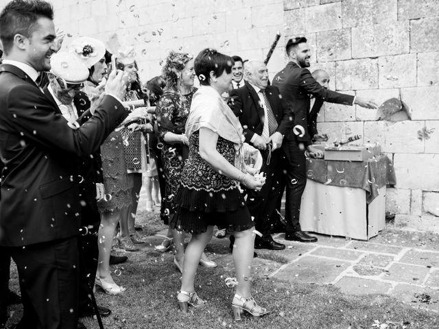 La boda de Álvaro y Viktorija en Olmos De Ojeda, Palencia 37