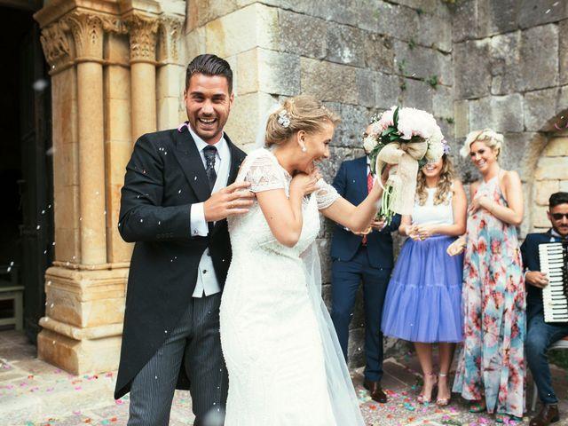 La boda de Álvaro y Viktorija en Olmos De Ojeda, Palencia 39
