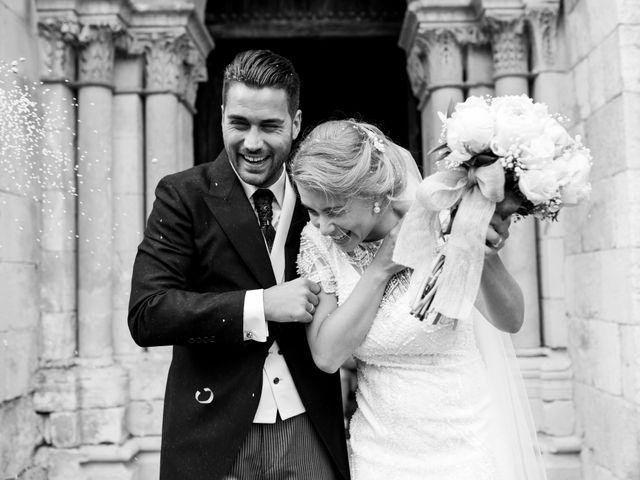 La boda de Álvaro y Viktorija en Olmos De Ojeda, Palencia 40