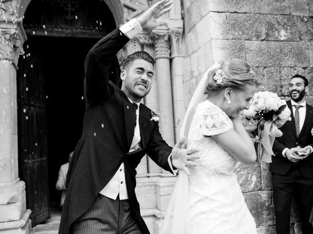 La boda de Álvaro y Viktorija en Olmos De Ojeda, Palencia 41