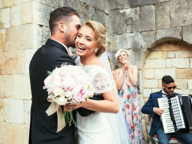 La boda de Álvaro y Viktorija en Olmos De Ojeda, Palencia 42