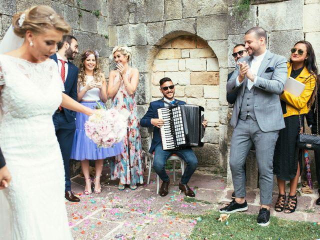 La boda de Álvaro y Viktorija en Olmos De Ojeda, Palencia 43