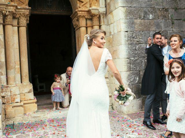 La boda de Álvaro y Viktorija en Olmos De Ojeda, Palencia 44