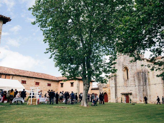 La boda de Álvaro y Viktorija en Olmos De Ojeda, Palencia 47