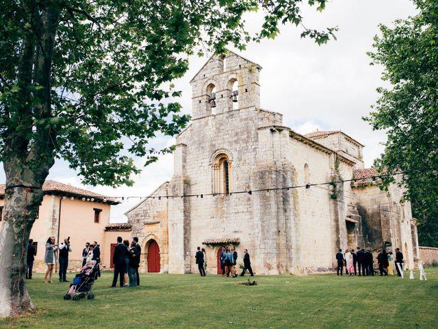 La boda de Álvaro y Viktorija en Olmos De Ojeda, Palencia 48