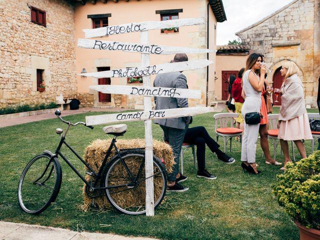 La boda de Álvaro y Viktorija en Olmos De Ojeda, Palencia 49