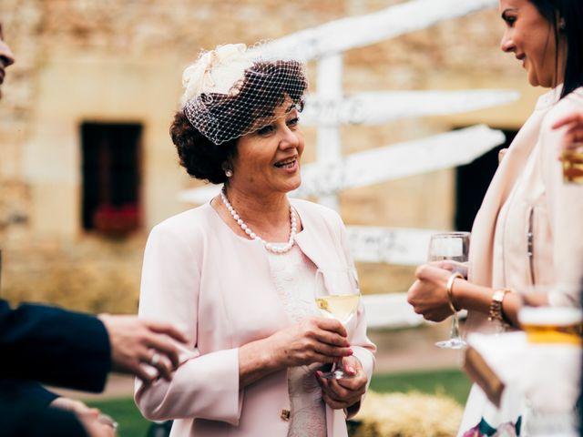 La boda de Álvaro y Viktorija en Olmos De Ojeda, Palencia 52