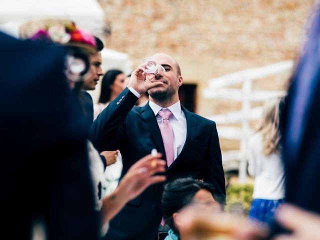 La boda de Álvaro y Viktorija en Olmos De Ojeda, Palencia 55