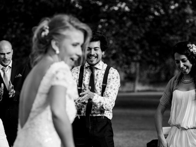 La boda de Álvaro y Viktorija en Olmos De Ojeda, Palencia 72