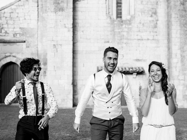 La boda de Álvaro y Viktorija en Olmos De Ojeda, Palencia 73