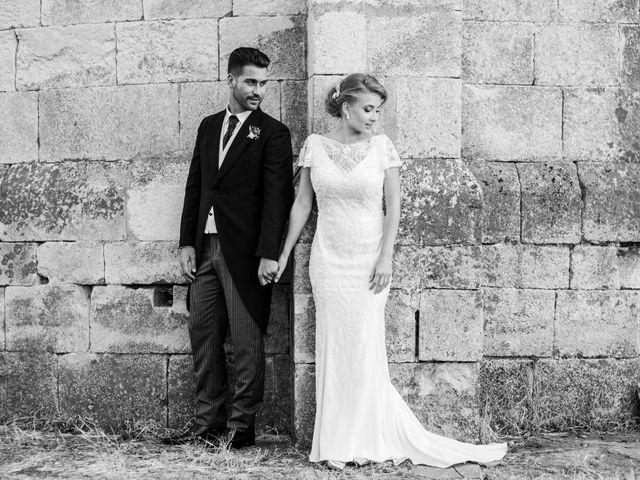 La boda de Álvaro y Viktorija en Olmos De Ojeda, Palencia 88