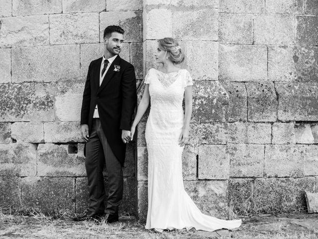 La boda de Álvaro y Viktorija en Olmos De Ojeda, Palencia 89