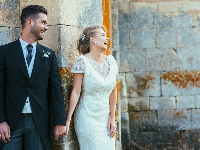 La boda de Álvaro y Viktorija en Olmos De Ojeda, Palencia 90