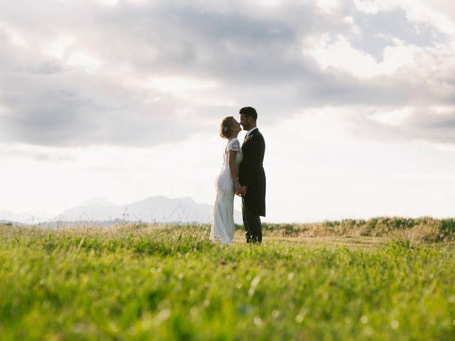 La boda de Álvaro y Viktorija en Olmos De Ojeda, Palencia 94