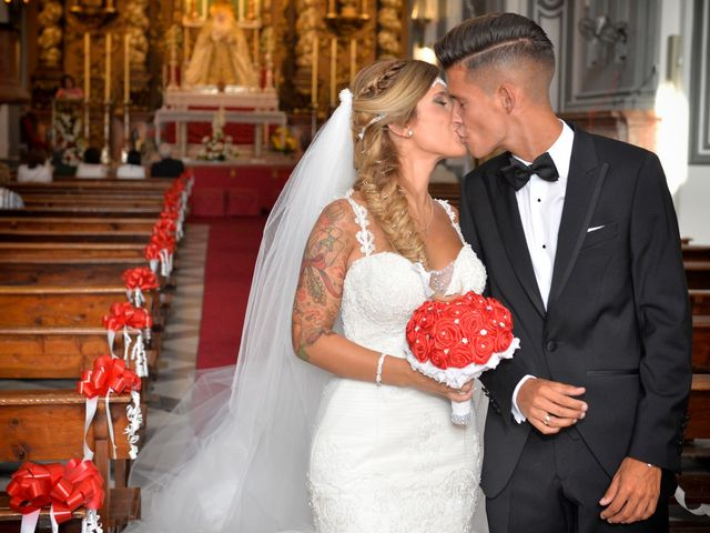 La boda de Antonio y Natalia en Alhaurin De La Torre, Málaga 3