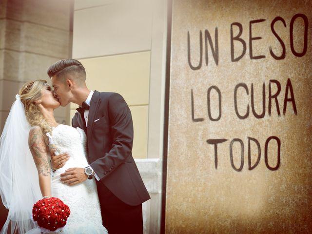 La boda de Antonio y Natalia en Alhaurin De La Torre, Málaga 6