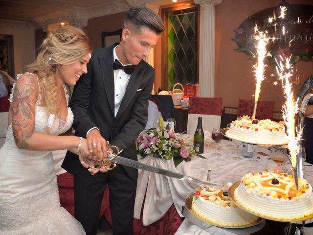 La boda de Antonio y Natalia en Alhaurin De La Torre, Málaga 8