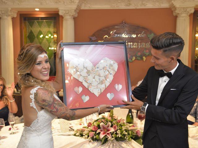 La boda de Antonio y Natalia en Alhaurin De La Torre, Málaga 9