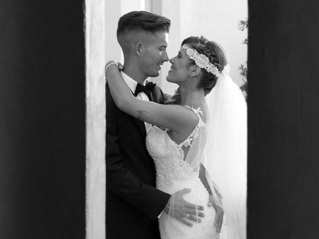 La boda de Antonio y Natalia en Alhaurin De La Torre, Málaga 15