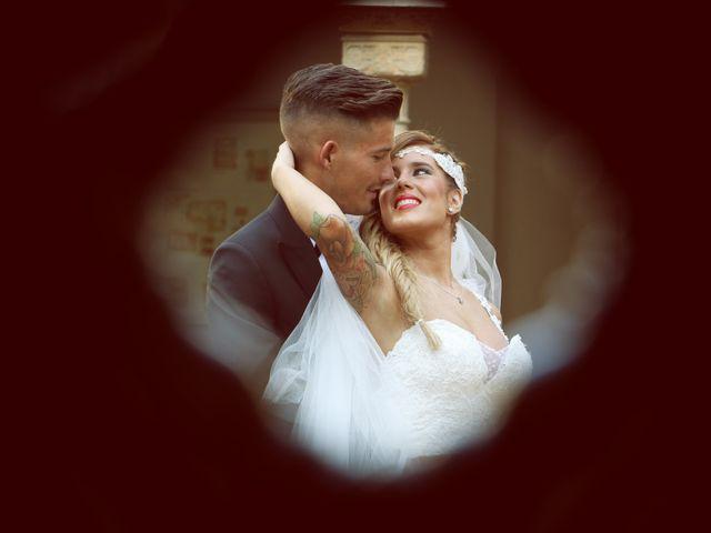 La boda de Antonio y Natalia en Alhaurin De La Torre, Málaga 16