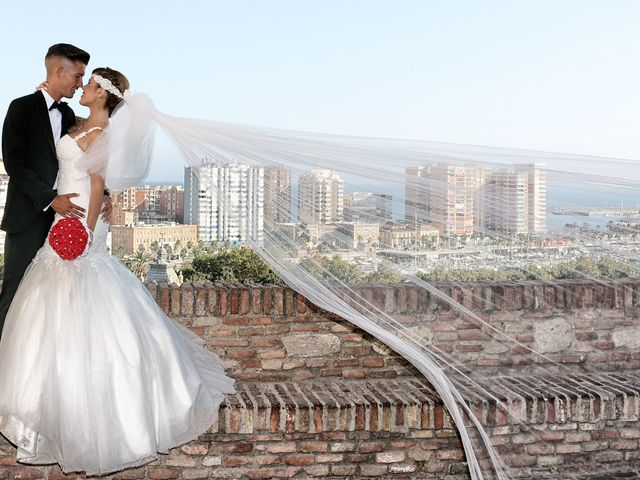 La boda de Antonio y Natalia en Alhaurin De La Torre, Málaga 19