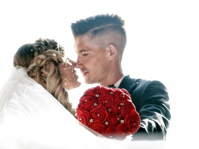 La boda de Antonio y Natalia en Alhaurin De La Torre, Málaga 21